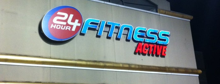 24 Hour Fitness is one of 416 Tips on 4sqDay Challenge - Dwayne List 1.