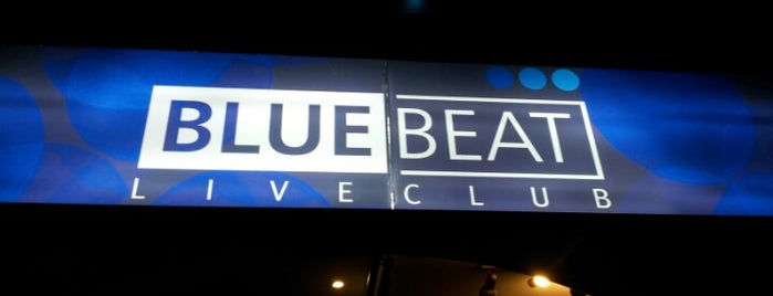 Blue Beat is one of to-do list.