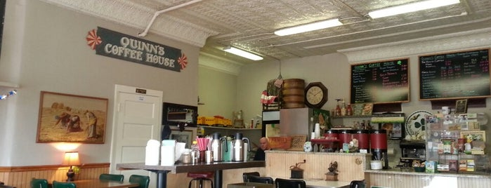 Quinn's Coffee House is one of COFFEE!☕.