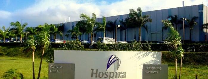 Hospira Ltda is one of Lugares favoritos de Al.
