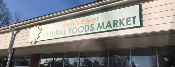 Sunflower Natural Foods Market is one of Upstate.