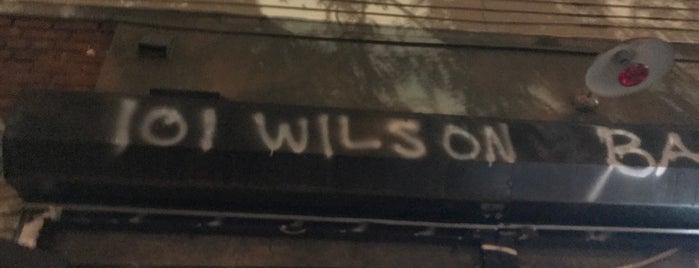 101 Wilson is one of Locais curtidos por A.
