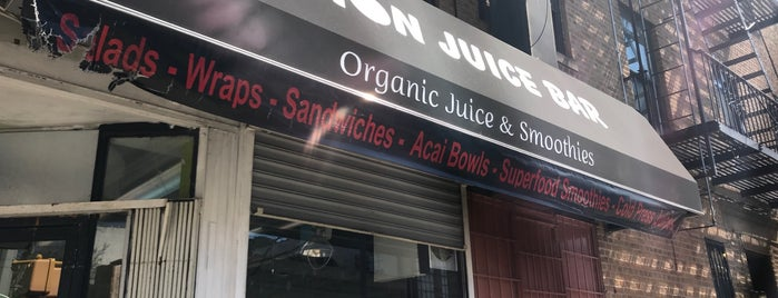 Fusion Juice Bar is one of Healthy-ish..