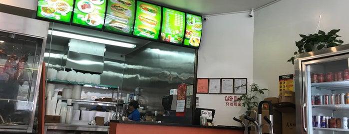 Saigon V-Bread Cafe LLC is one of Soon.