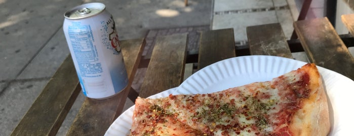 GoodFellas Pizza Inc. is one of NYC.