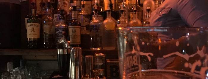Union Street Pub is one of Lugares favoritos de Brian.