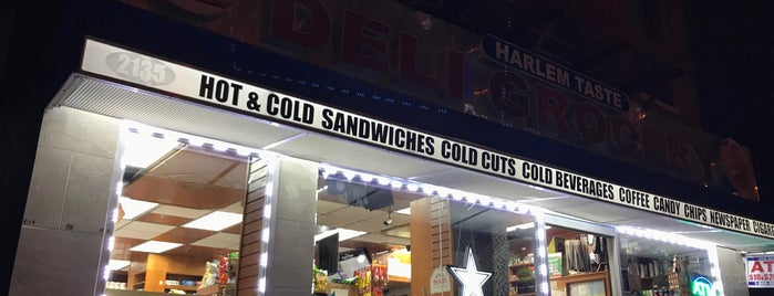 Blue Line Deli & Grocery (Hajji's) is one of The Short List.