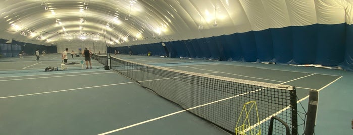 McCarren Tennis Courts is one of USA NYC BK Williamsburg.
