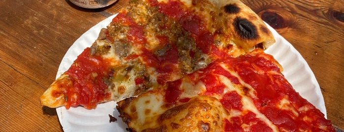 F&F Pizzeria is one of South Brooklyn Food.