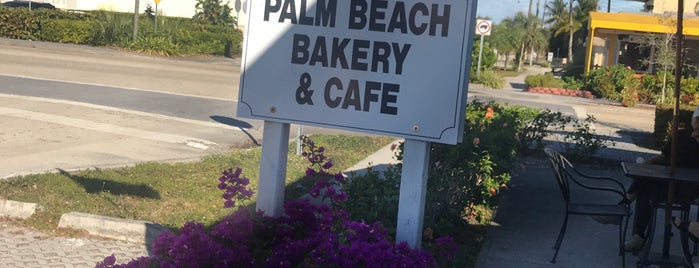 Palm beach Bakery and Cafe is one of Florida.