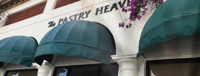 Pastry Heaven is one of Palm beach island spots.