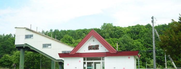 Sakuraoka Station is one of JR 홋카이도역 (JR 北海道地方の駅).