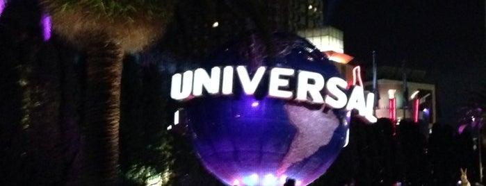 New York Area is one of Universal Studios Japan.