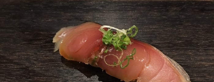 jū-ni is one of SF Sushi.