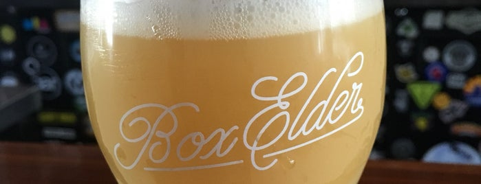 Boxelder Craft Beer Market is one of Miami local eats.