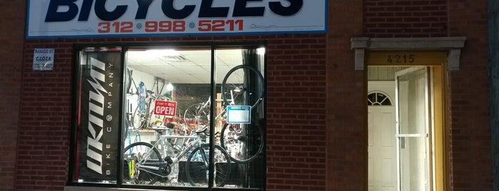 DS Bicycles is one of David : понравившиеся места.