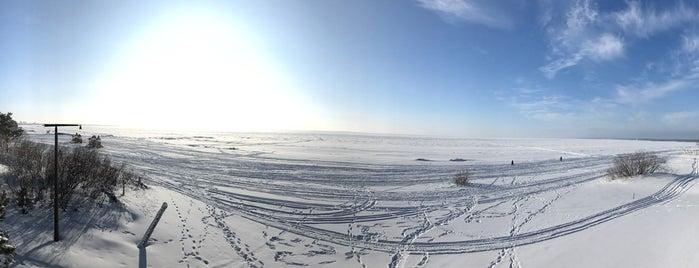 """Пансионат """"Дюны"""" is one of Ignaty : понравившиеся места."""