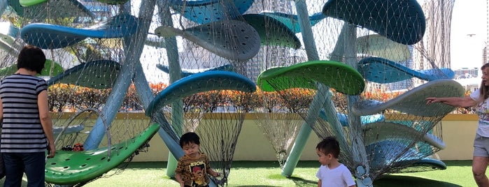 Ala Moana Children's Play Area is one of Tempat yang Disukai k.K.