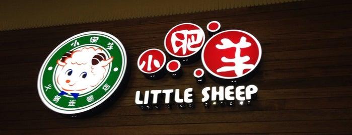Little Sheep is one of Honolulu.