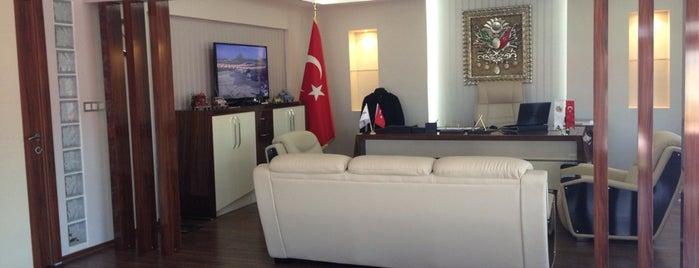 Özdemir PETROL A.Ş is one of Aygen'in Beğendiği Mekanlar.