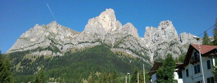 Selva di Cadore is one of Dove sciare.