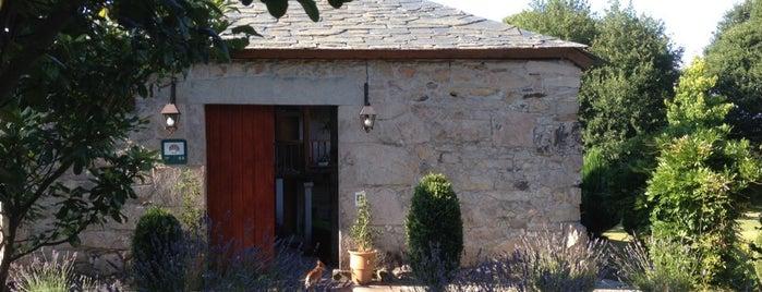Casa Rural Rectoral de Goian is one of Lieux sauvegardés par Roi.