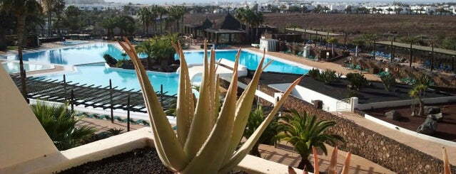 Hotel Beatriz Costa & Spa Lanzarote is one of Lanzarote, Spain.