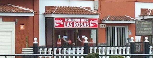 Restaurante Las Rosas is one of Kiritan : понравившиеся места.