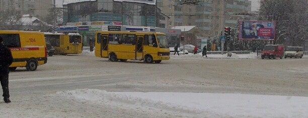 """Бізнес-центр """"Політон"""" is one of PW for Free Wi-Fi in Rivne."""