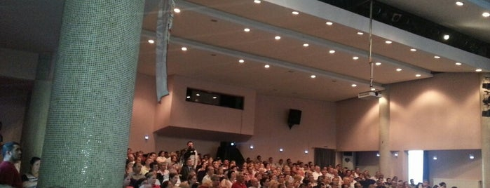 Ziya Gökalp Kültür Merkezi is one of Hulya'nın Beğendiği Mekanlar.