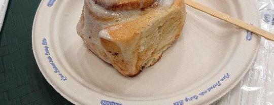 Cinnabon is one of Locais curtidos por Dmytro.