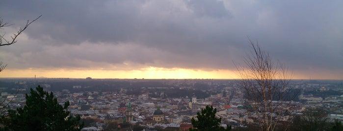 Високий Замок is one of Lieux qui ont plu à Dmytro.