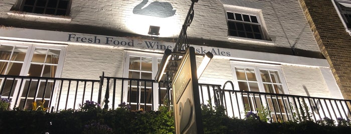 The Mute Swan is one of Pubs London.
