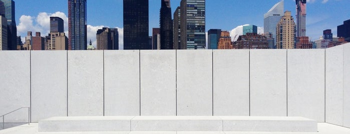 Four Freedoms Park is one of New York City.
