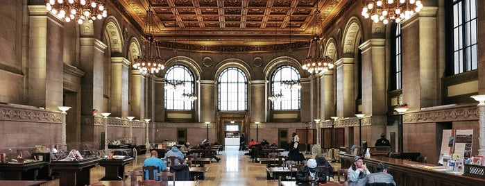 St. Louis Public Library - Central Library is one of St. Louis.