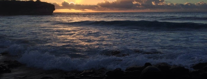 Shipwreck Beach is one of Kauai.