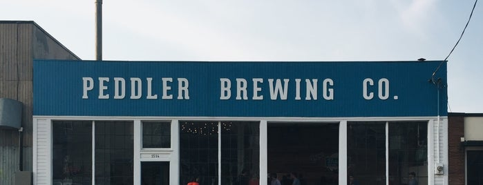 Peddler Brewing Company is one of Seattle Breweries.