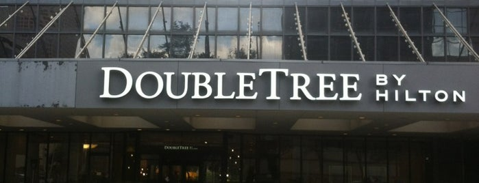DoubleTree by Hilton is one of Houston Favorites.