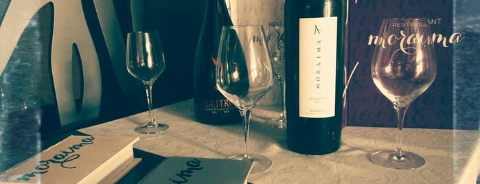 Restaurant Moraima is one of Moraima en España.