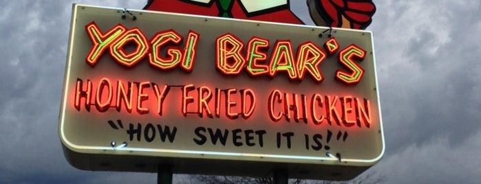 Yogi Bear's Honey Fried Chicken is one of Fried Chicken.