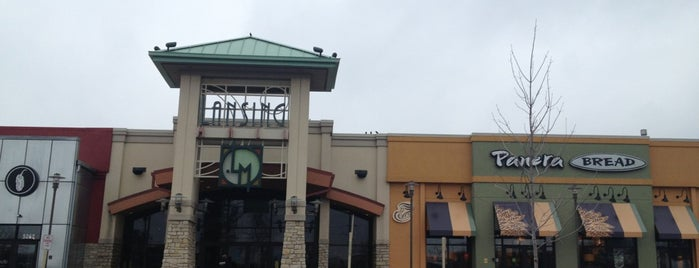 Lansing Mall is one of Mykaさんのお気に入りスポット.