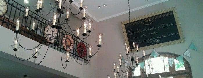 CLÉ Cafe Boulangerie et Deli is one of Merienda.