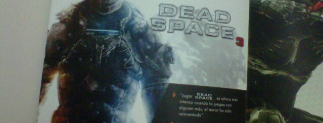 Electronic Arts is one of paseando.