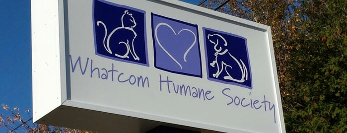 Whatcom Humane Society is one of Orte, die Vicky gefallen.