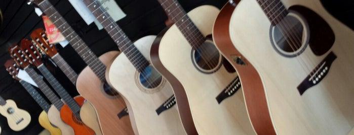 Bellingham Music is one of Seattle & Washington St.