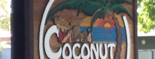 Coconut Kenny's is one of Seattle & Washington St.