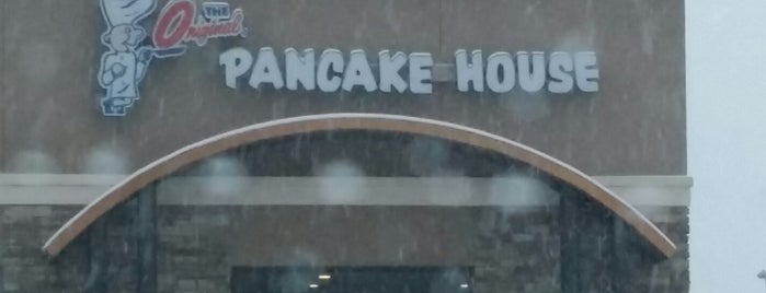The Original Pancake House is one of Lieux sauvegardés par Jay.