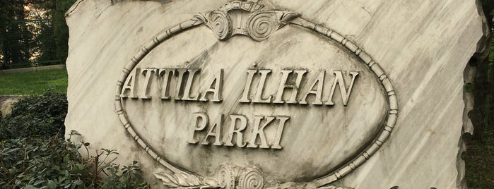 Attila İlhan Parki is one of Pinarさんのお気に入りスポット.