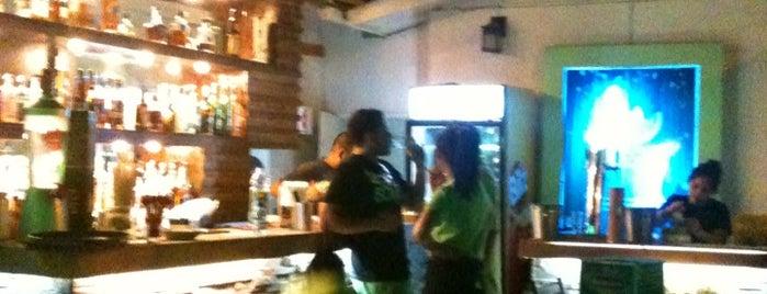 Lemon Garden+Bar is one of Tempat yang Disukai Daniela.