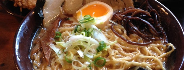 Fukuryu Ramen (福龍) is one of Melbourne 3000.